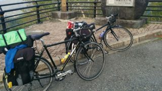 旅へ出発!自転車ツーリング準備編
