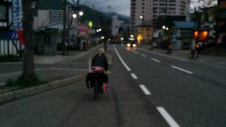 自転車でツーリングに行こう!(その6)