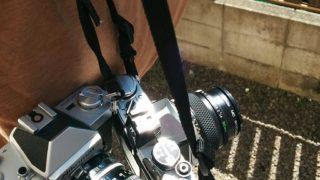 フィルムカメラはお洒落の一部なんでしょ?