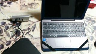 安くて軽い、タブレットPC用のDVDドライブ購入!
