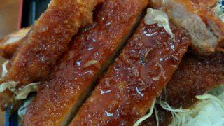 大正時代から続く伝統の味「会津ソースカツ丼」