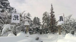 雪景色が似合う米沢を観光、冷えた体に嬉しいサッポロのラーメンが旨い