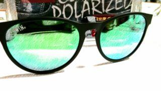 【釣り/アウトドア】眼鏡君必須装備!お洒落なクリップオンタイプの「偏光サングラス」