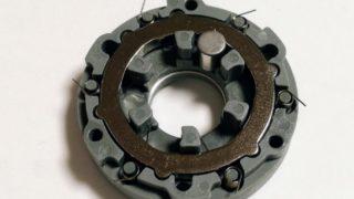 【釣り】スピニングリールのロック機能が故障!05年バイオマスターのローラークラッチ解体