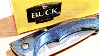 【ULハイキング】料理にもう一品!20グラム以下の超軽量フォールディングナイフ購入
