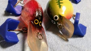 【バス釣り】ダイワのスティーズホグ3インチにジカリグ、可愛い中古ルアーもGET!