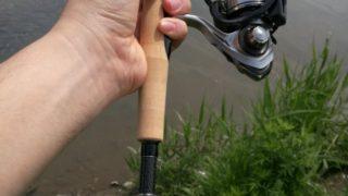 最近のバス釣り用ロッドって、グリップが短くない?って話