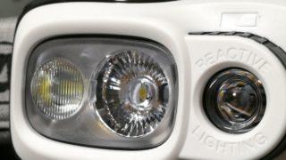 ペツルのヘッドランプ、スイフトRLの不具合について(本国メーカー確認中)